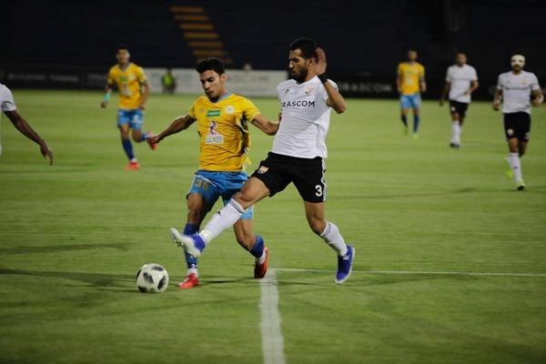 الإسماعيلي يلتقي الجونة في منافسات بطولة الدوري المصري