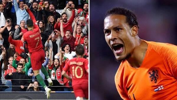 لقب دوري الأمم الأوروبية حائر بين البرتغال وهولندا