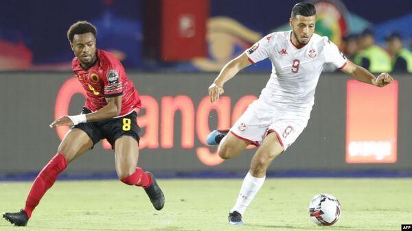 مفاجأة في تشكيل تونس أمام انجولا بأمم إفريقيا