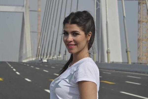 الممثلة ريهام ابو بكر