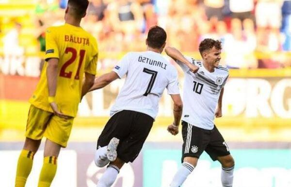 ألمانيا يعبر إلى نهائي بطولة أوروبا تحت 21 عام على حساب رومانيا