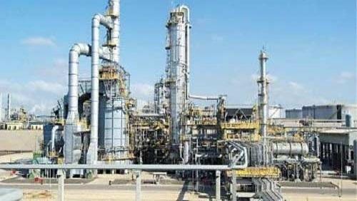معدل انتاج البترول
