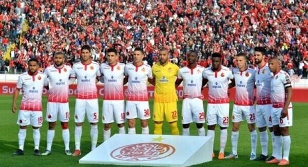 الوداد يستعيد لقب الدوري المغربي بالفوز على خريبكة