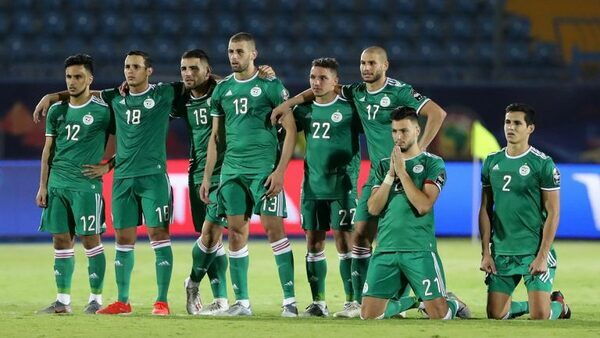 صورة أمم إفريقيا 2019 .. تعرف على التشكيل المتوقع لقمة نيجيريا مع الجزائر في نصف نهائي البطولة