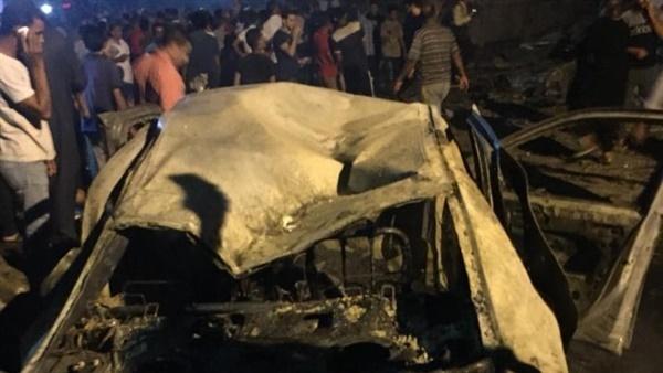 بالصور تعرف على تفاصيل حادث انفجار معهد الاورام