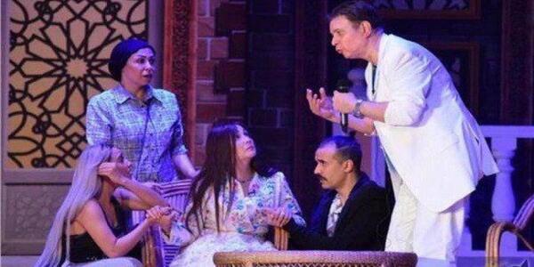 """افتتاح مسرحية """"مكتوبلي اغنيلك"""" على مسرح عبد الوهاب بالاسكندرية"""