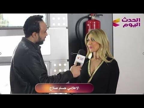 تكريم الإعلامي حسام صلاح في مهرجان اليوم الدولي