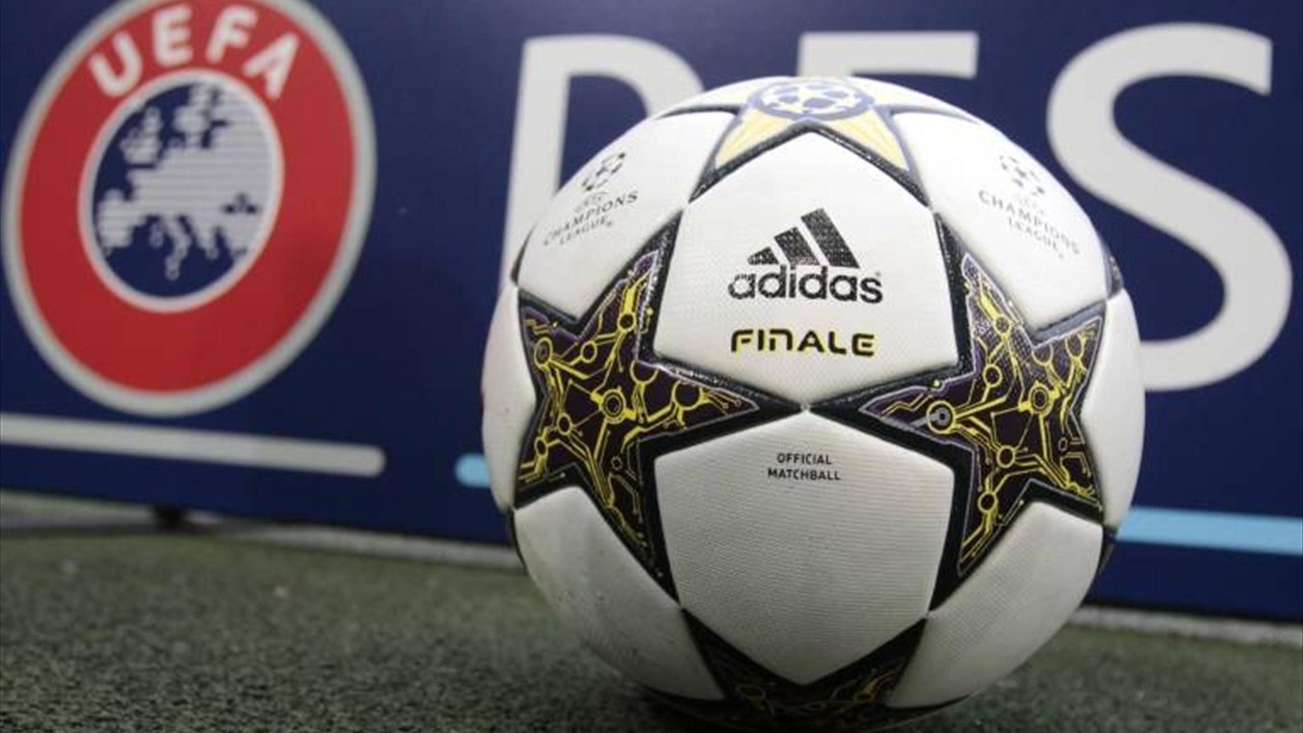 الاتحاد الاوروبي لكرة القدم