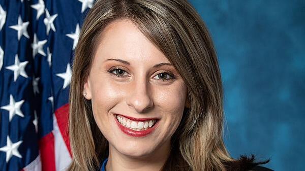 صورة إستقالة نائبة أمريكية من الكونغرس جراء إقامة علاقة جنسية