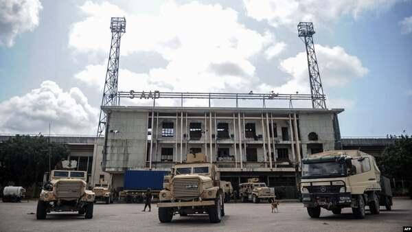 صورة الولايات المتحدة تعيد فتح سفارتها بالعاصمة الصومالية مقديشو بعد إغلاقها 28 عامًا