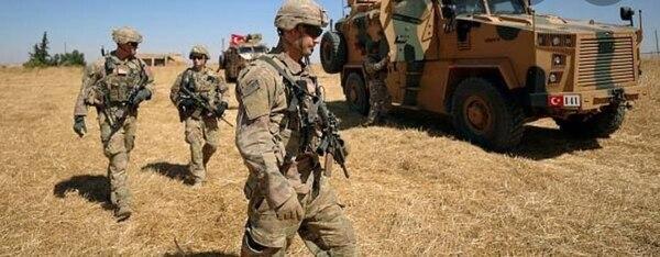 """آخر تطورات عمليّة """"نبع السلام"""" العسكرية التركية"""
