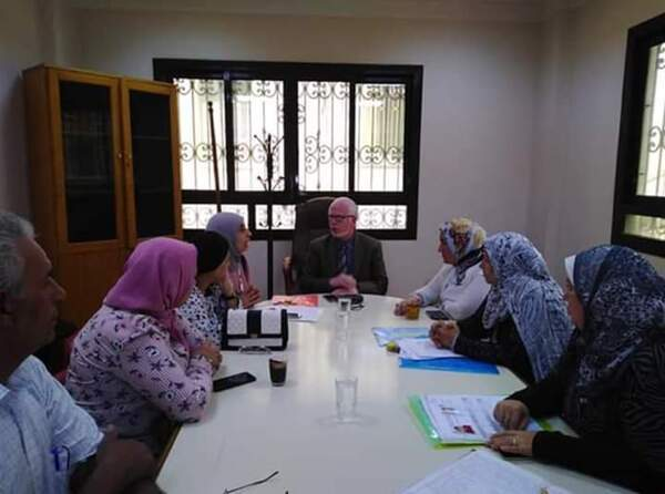 بالصور: التضامن الإجتماعي بالإسكندرية تبحث ملفات الأسر البديلة المتقدمة لكفالة الأطفال