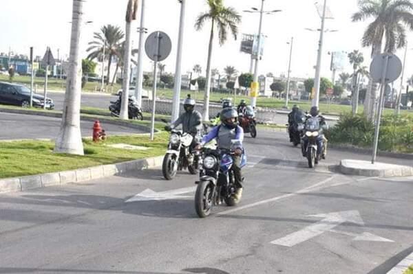 الجمعة: إنطلاق رالي تحدي عبور مصر من محافظة الإسكندرية