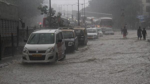صورة مصرع 157 شخصًا إثر الأمطار الموسمية بالهند