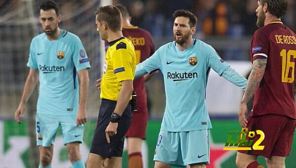 توربين حكما للقاء برشلونة ودورتموند في دوري الأبطال - مصر فور