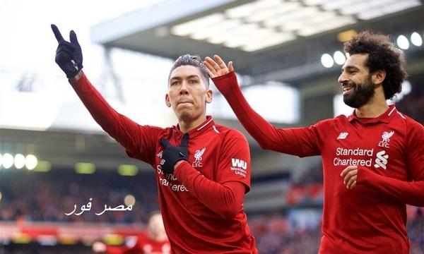 موعد مباراة ليفربول ضد أستون فيلا 2-11-2019 والقنوات الناقلة ومنافسة مصرية