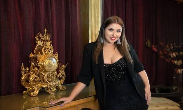 إيناس عز الدين تكشف عن أولى جولاتها الغنائية