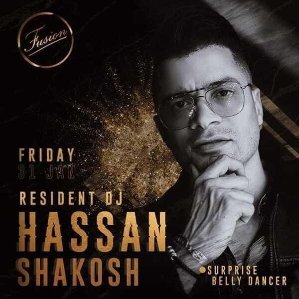 حسن شاكوش يحي حفلا في fusion الجمعة المقبل