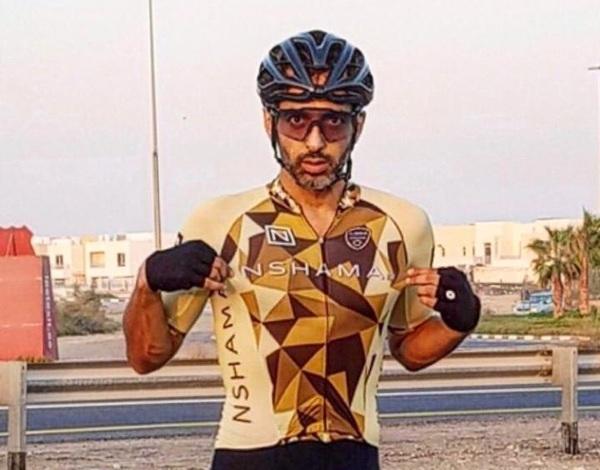 صورة ابراهيم الفلامرزي : هناك استعدادات خاصة لطواف دبي وجوائز مختلفة