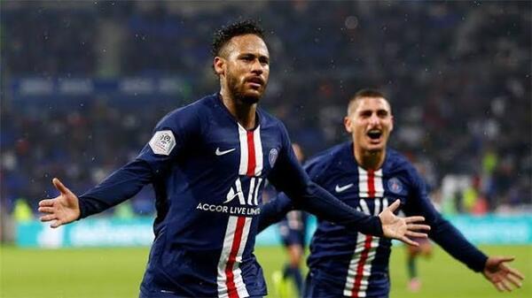 باريس سان جيرمان يسحق مونبلييه بخماسية في الدوري الفرنسي