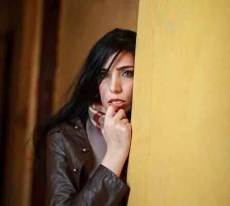 دنيا عبد الغني تتألق في جلسة تصوير جديدة رفقة شادي سيد