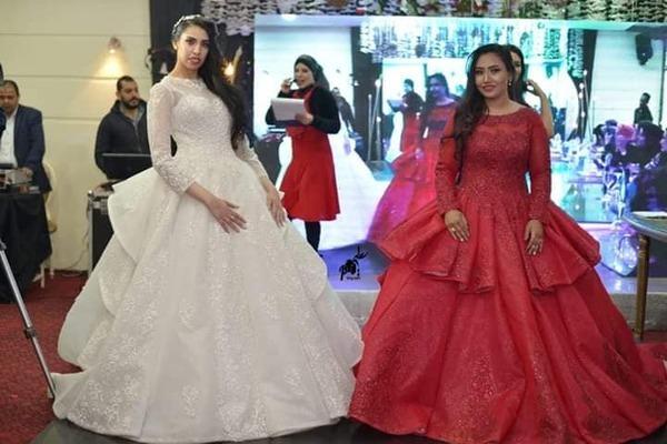 دنيا عبد الغني تتألق في مهرجان mimi karalligi بالإسكندرية