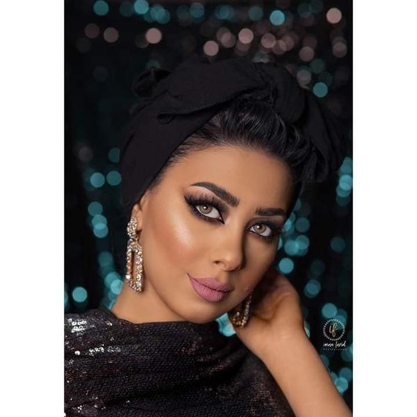 ايمان فريد تتعاون في جلسة مميزة مع خبيرة التجميل غفران