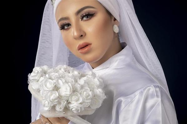 """شيما الجوكر تقدم أحدث جلساتها بعنوان """"جلسة العروسة"""""""