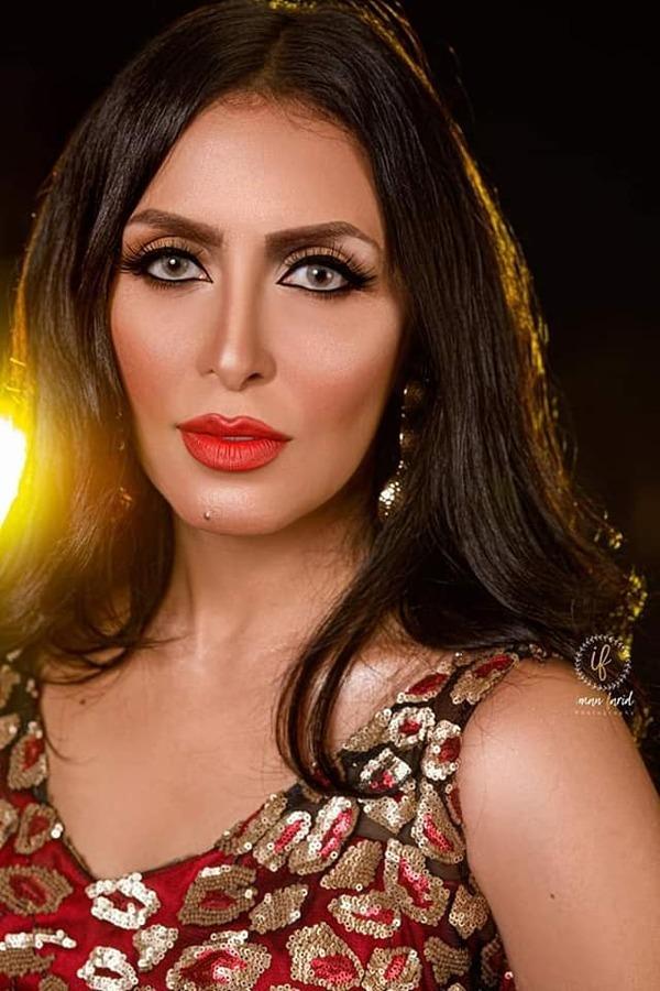 شيرين الطحان تتألق في أحدث جلسة تصوير بعدسة إيمان فريد