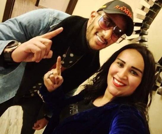 صورة برلنتي فؤاد تشيد بأداء محمد رمضان في مسلسل البرنس