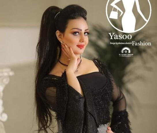 دالي حسن تتألق في جلسة جديدة بعدسة احمد العزبي