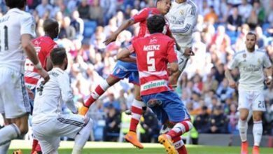 صورة ريال مدريد يستأنف استعداداته للقاء غرناطة بالليجا