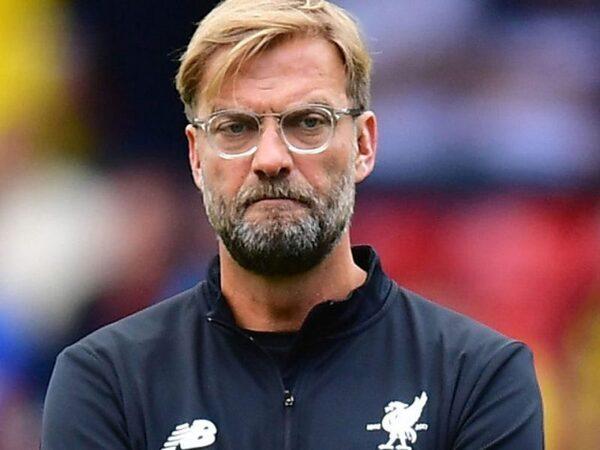 كلوب يعلن تشكيل ليفربول لمواجهة مانشستر يونايتد بكأس الاتحاد الانجليزي