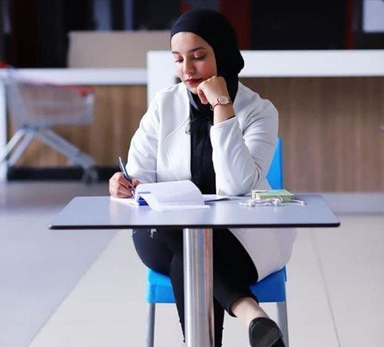 صورة تعيين مروة مجدي مسئول للعلاقات العامة في كيان تحيا مصر