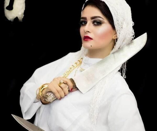 ميما عمر تطلق جلسة عيد الأضحى عبر فيس بوك