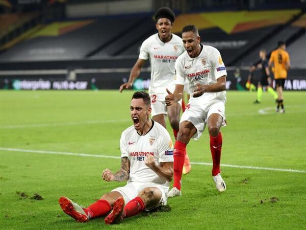 تأهل إشبيلية وشاختار إلى نصف نهائي الدوري الأوروبي