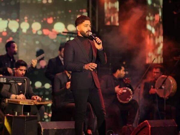 احمد فريد نجم صاعد في عالم الغناء