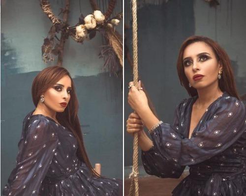 صورة الموديل أميرة تتألق في جلسة جديدة بعدسة مروان التوني