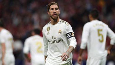 صورة راموس قد يغادر ريال مدريد في الصيف