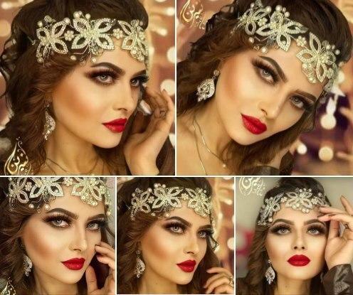 صورة فراشة اسكندرية ميما عمر تتألق في جلسة جديدة بعدسة جنة عمرو