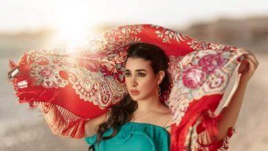 صورة جيهان خليل تتألق في جلسة جديدة بلمسة فاطمة بكر