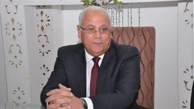 صورة مجلس إدارة المصري في استضافة محافظ بورسعيد