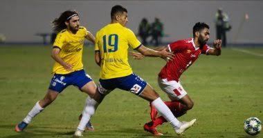 صورة الإسماعيلي: يحق لنا استعارة 2 لاعبين من الأهلي ولكن لاعبي الأحمر تكبروا علينا