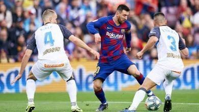 صورة التشكيل المتوقع لمباراة برشلونة وديبورتيفو ألافيس