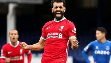 صورة صلاح يقود هجوم ليفربول ضد وست هام في الدوري الإنجليزي