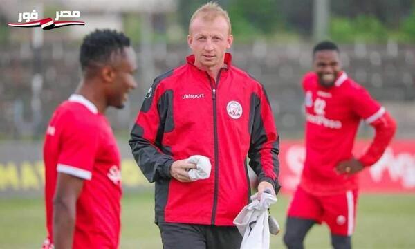 مجموعة الأهلى | مدرب سيمبا التنزانى يتقدم بإستقالته من تدريب الفريق