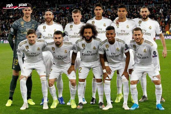 مارسيلو يزين قائمة ريال مدريد لمواجهة سوسيداد