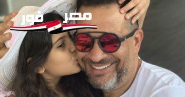 شفاء ابنة ماجد المصري من فيروس كورونا