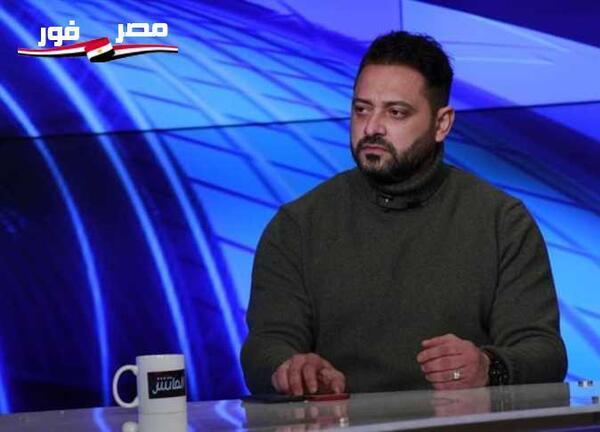 """وليد صلاح عبد اللطيف:يوضح حقيقة التصريح """"المفبرك"""" بشأن قميص ساسي..واتخذت الإجراءات القانونية ضد الصحفي"""