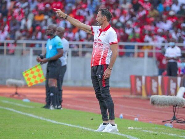 ديديه جوميز : الأهلي رقم 1 في أفريقيا وقادر على التأهل رغم خسارة اليوم